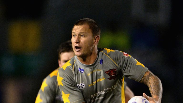 Tim Smith: Spending the remainder of the season on loan with Wakefield Wildcats