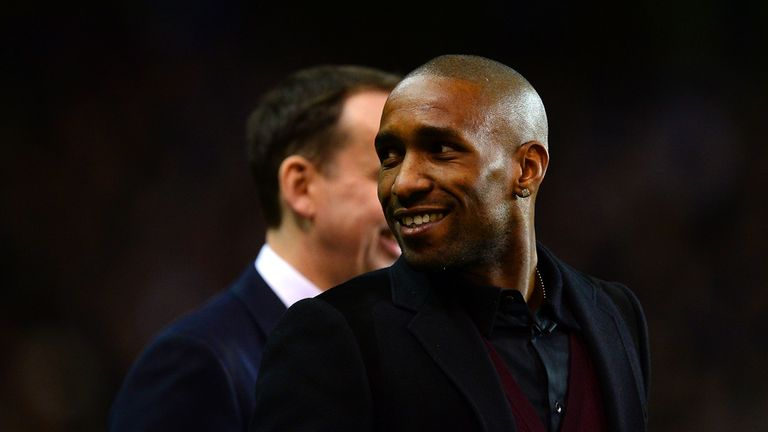 Jermain Defoe: Says goodbye to the Tottenham fans