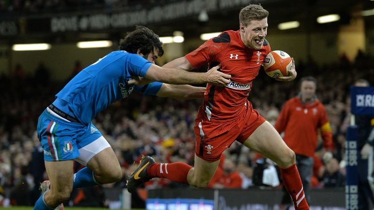 Rhys Priestland: Ready for cauldron atmosphere