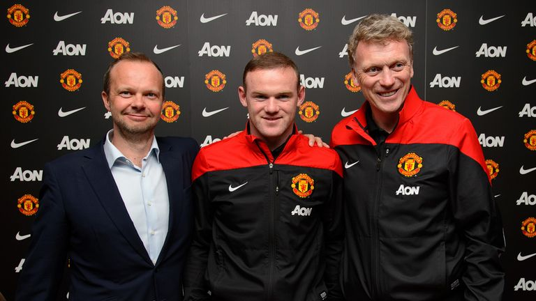 Wayne Rooney: Has signed a new long-term deal to stay at Manchester United