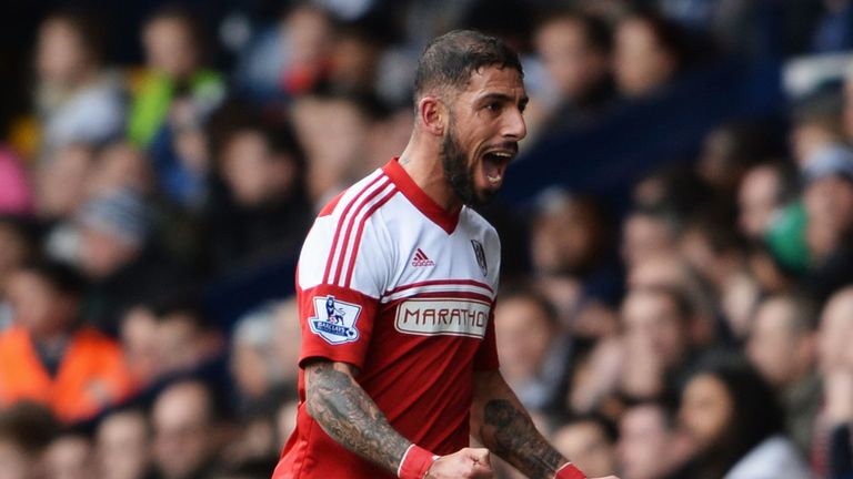 Ashkan Dejagah: Convinced Felix Magath is the right man to keep Fulham up