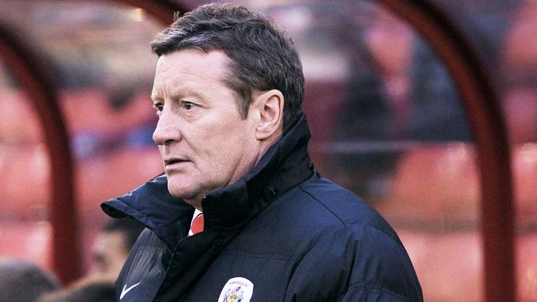 Danny Wilson: Unhappy with Etuhu's sending off