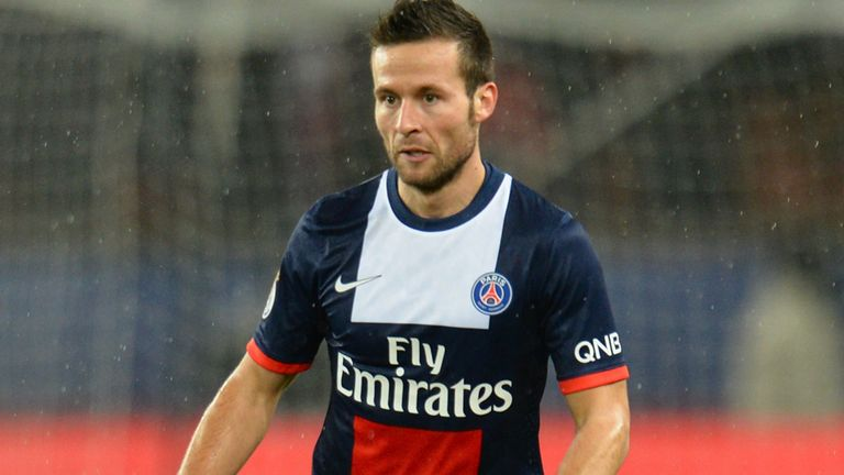 Yohan Cabaye: Says PSG achieved their CL objective