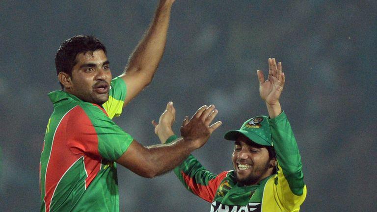 Ziaur Rahman: Has played 11 T20 internationals