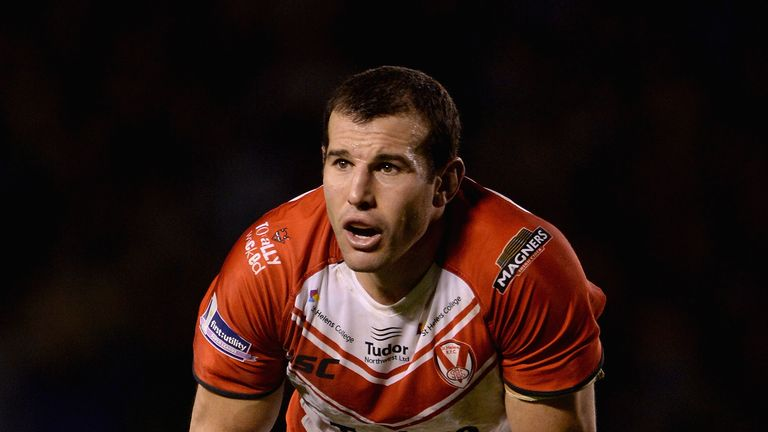 Anthony Laffranchi: Leaving St Helens at end of season