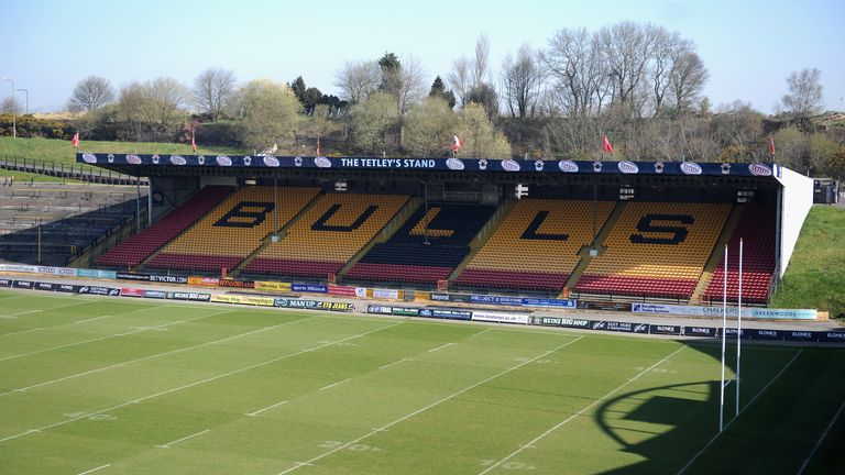 London-based businessman Richard Lamb set to miss out on Bradford Bulls