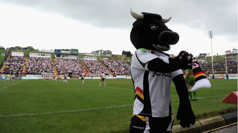 Bradford Bulls find themselves fighting for survival, on and off the field