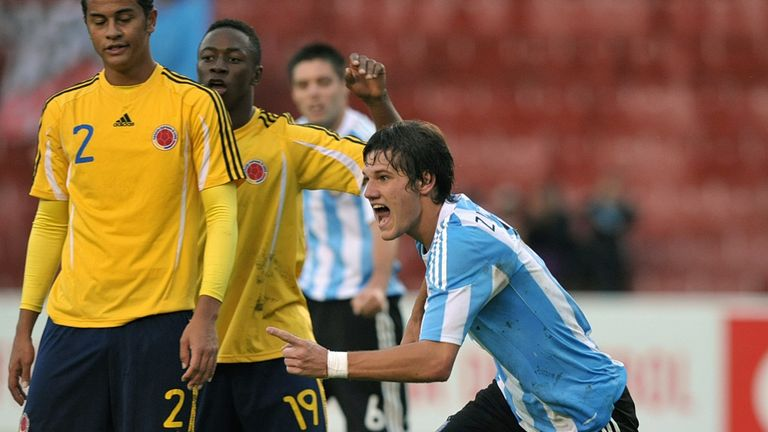 Bruno Zuculini: Could be bound for England