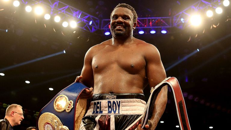 Dereck Chisora: Earned a unanimous verdict from the judges