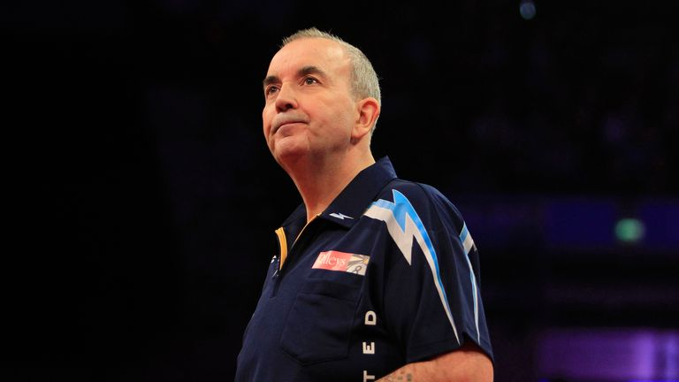 Phil Taylor: Looking for second win in Premier League