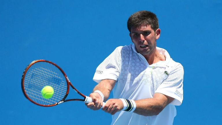 Federico Delbonis: Shocked second seed Nicolas Almagro in Sao Paulo