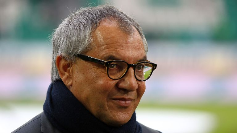 Felix Magath: Happy to be at Fulham