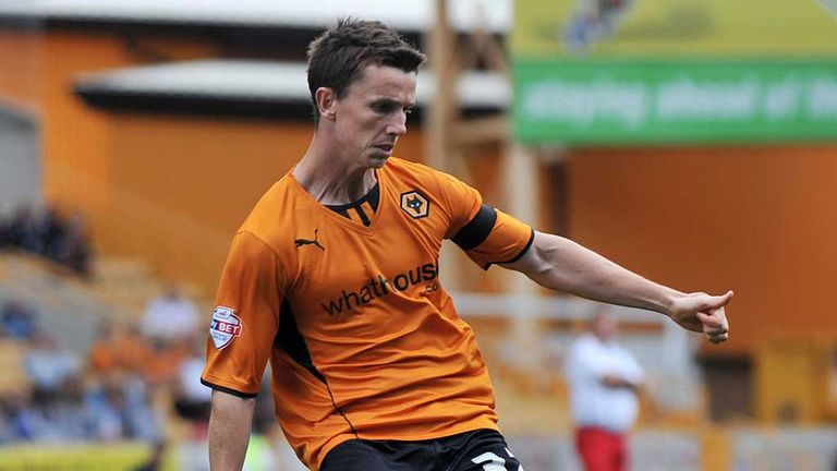 Kevin Foley: Wolves right-back loaned to Blackpool