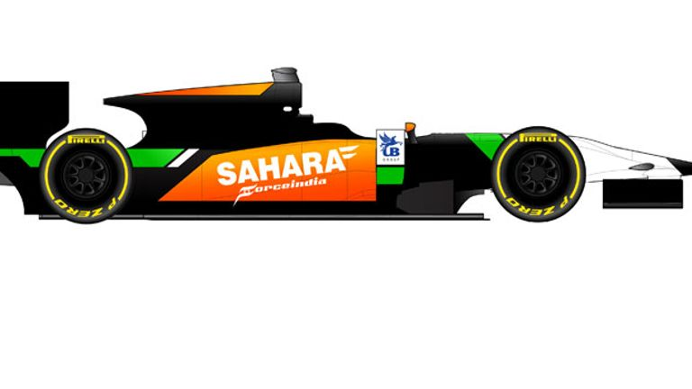 Hilmer Motorsport will run in Force India colours in 2014