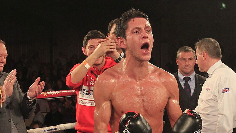 Gavin McDonnell: Beats Vusi Malinga in tough points decision