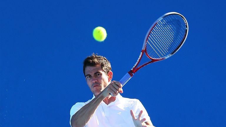 Guillermo Garcia-Lopez: Spaniard came from set down to progress into second round