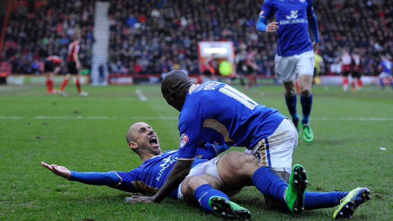 Kevin Phillips: Hit the winner for Leicester