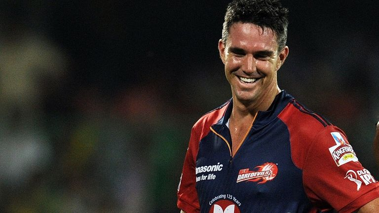 Kevin Pietersen: Faces a busy six months playing T20 cricket around the world
