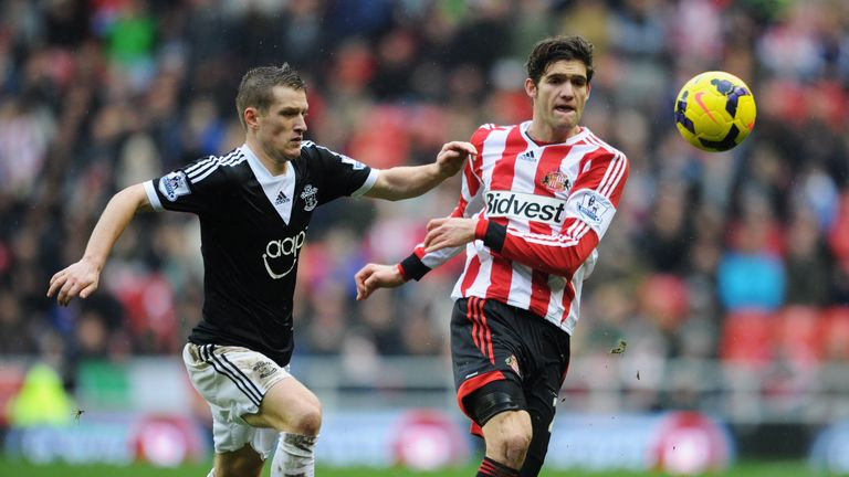 Marcos Alonso: Fiorentina defender has impressed during Sunderland loan spell