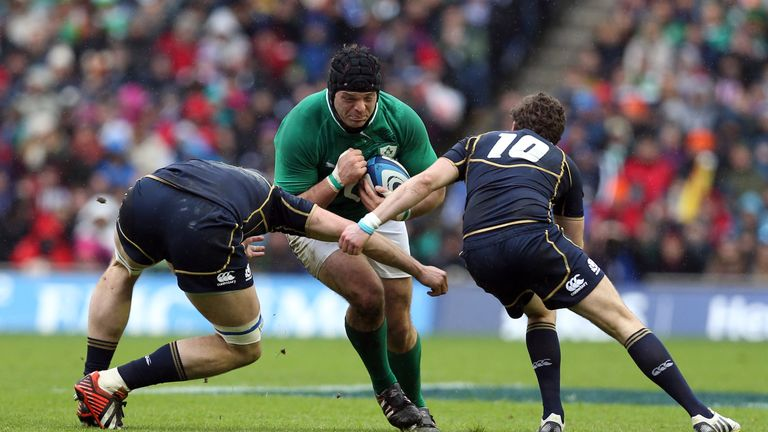 Mike Ross: Scrum laws help Ireland