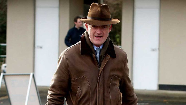 Willie Mullins: May appeal Gold Cup result