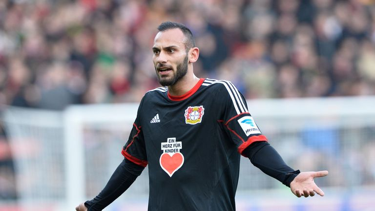 Omer Toprak: Staying at Leverkusen