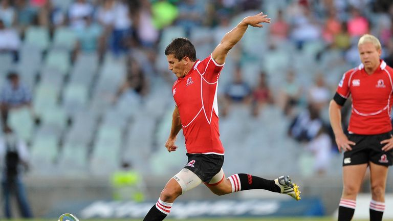 Marnitz Boshoff: 29 points for the Lions