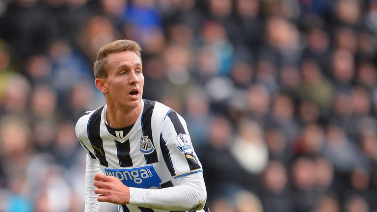 Luuk De Jong: Striker is still to score for Newcastle
