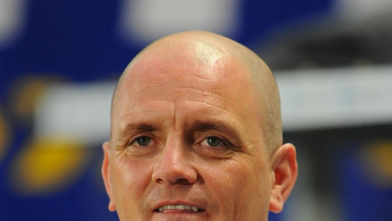 Richard Agar: Steps down from Wakefield role after Bulls defeat