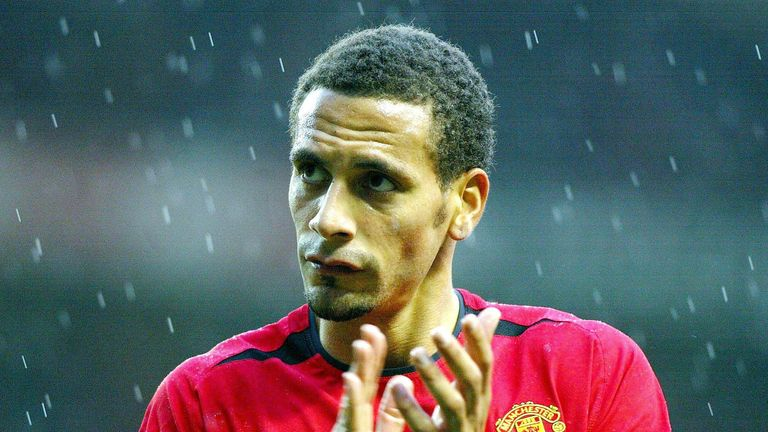 Rio Ferdinand: No new deal for United stalwart