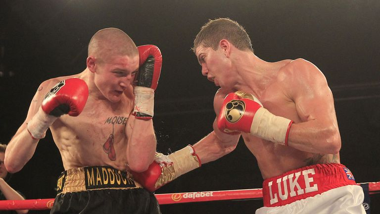 Luke Campbell: Excited to return after a lengthy break