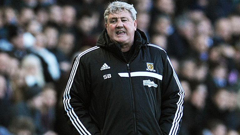 Steve Bruce: Full of praise for Shane Long and Nikica Jelavic after 1-1 draw with Tottenham
