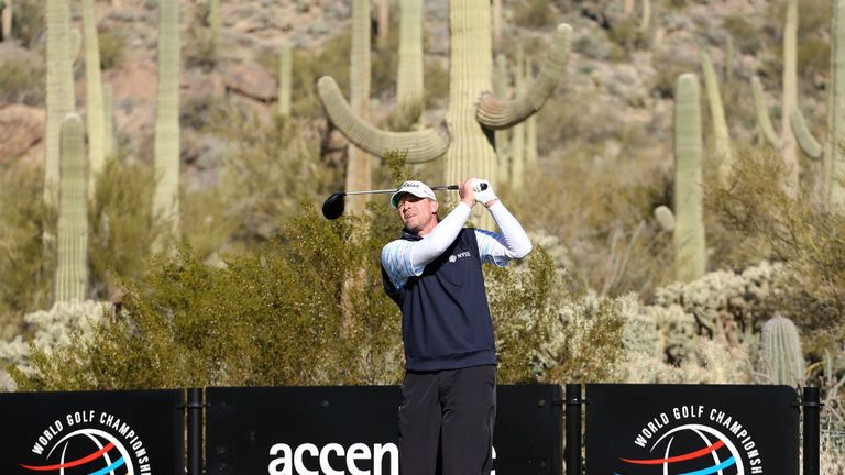 Steve Stricker: Will be teeing it up at WGC Match Play in Arizona
