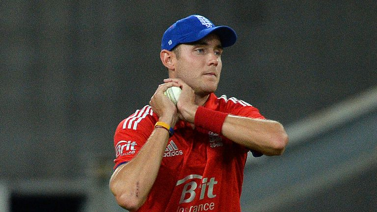 Stuart Broad: Confident England can win back some pride