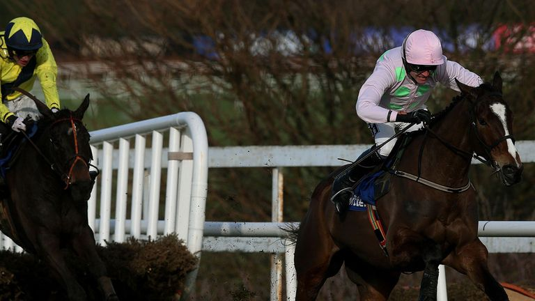 Vautour: Heads the betting for the Supreme