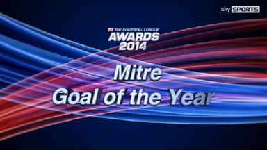 Mitre Goal of the Year 2013