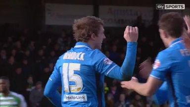 Warnock's wind-assisted goal