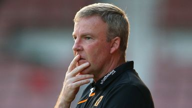 Kenny Jackett: Put contract talks off until end of the season