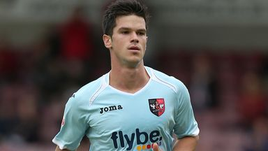 Jimmy Keohane: Extends Exeter stay