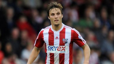 Sam Saunders: Penned a new deal