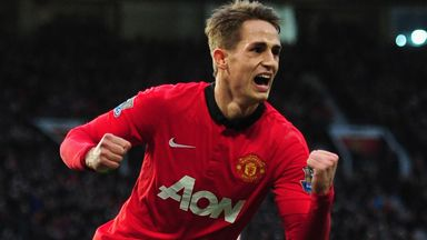 Adnan Januzaj: Being managed carefully by Manchester United
