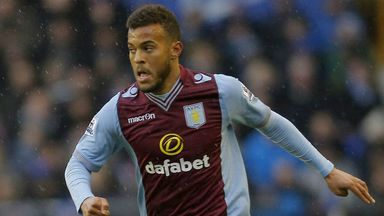 Ryan Bertrand: Will see out the season on loan at Villa Park