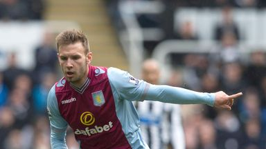 Andreas Weimann: Received backing of manager Paul Lambert