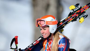 Chemmy Alcott: Retiring from competitive skiing