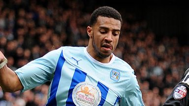 Cyrus Christie: Target for several MLS sides