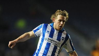 Craig Mackail-Smith: Another delay for Brighton striker