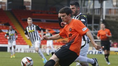 Curtis Good: Could be heading back to Dundee United on loan