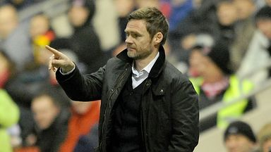 Graham Alexander: Lads have been superb