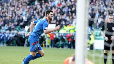 Ross Draper: Inverness midfielder happy with new deal