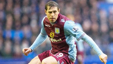 Grant Holt: Aston Villa striker is likely to play against old club Norwich this weekend